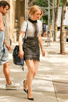 Oh No They Didn't! - Rachel McAdams does fame her way; plus out and about in New York