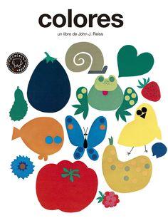 0-5 Colores. Reiss. Aprender los colores . Boolino. Cuentos infantiles y juveniles