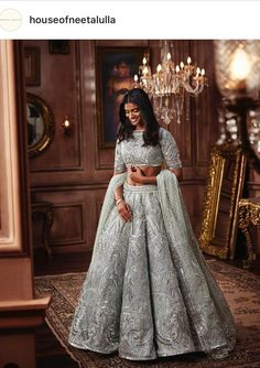 55 white bridal outfits – bestlooksYou can find indian bridal and more on our white bridal outfits – bestlooks Indian Bridal Outfits, Indian Designer Outfits, Indian Dresses, Indian Wedding Makeup, Indian Wedding Wear, Indian Fashion Trends, Punjabi Wedding, Pakistani Bridal, Indian Clothes