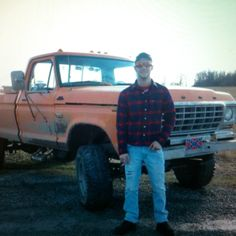 i'd just like to change the truck to a Chevy