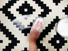 Jak uprać dywan