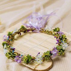 Flower Crown Adult Flower Crown Bridal Flower Crown