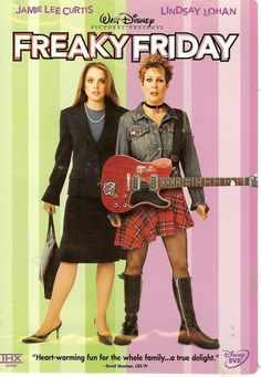 Freaky Friday (2003). [PG] 97 mins. Starring: Jamie Lee Curtis, Lindsay Lohan, Harold Gould, Chad Michael Murray, Mark Harmon and Christina Vidal