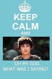 Image result for logan lerman percy jackson quotes