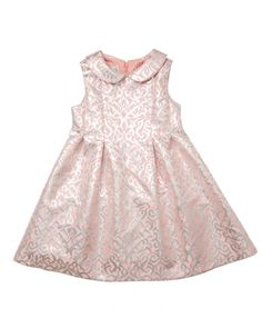 Sweet and Shiny - 17 Flower Girl Dresses for a Summer Wedding That the Little Ones Will Adore - Children's Attire - Pippa & Julie Trina Dress, $52; pippaandjulie.com.