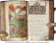 La Biblia: Revelación, CON EL COMENTARIO DEL ARZOBISPO DE ANDREW CAESAREA