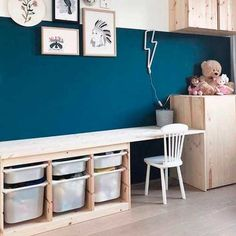 10 ways to hack the Ikea Ivar cabinet into something special for the kids room Playroom Decor, Nursery Decor, Bedroom Decor, Bedroom Lighting, Bedroom Lamps, Bedroom Kids, Baby Bedroom, Wall Decor Kids Room, Small Childrens Bedroom Ideas