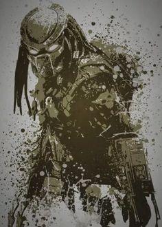 predator alien splatter movie pop culture Movies & TV