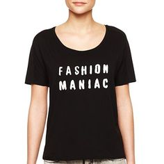 MNG by Mango® Scoop-Neck Tee - jcpenney