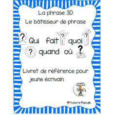 Learning French, France, Voici, Classroom, Teaching, Writing, School, Learn To Read, Spelling