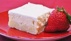 Lemon Cheesecake Bars By Prerna Singh Recipe — Dishmaps