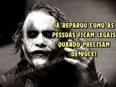 """""""Frases Do Coringa"""" Reflection Quotes, Fantasy Quotes, Memes Status, Joker And Harley Quinn, Sad Love, Instagram Quotes, Twisted Humor, Crazy People, My Images"""
