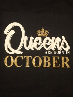 Custom Birthday - Queens are born in on Mercari