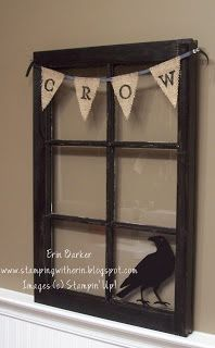 Catch of the Day: Burlap Banner Tutorial