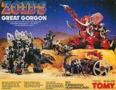 80s toys - ZOIDS