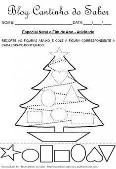 Atividades Educativas para o natal Cool Coloring Pages, Coloring Sheets, Preschool Math, Kindergarten, Math Worksheets, Xmas, Christmas, Homeschool, Teacher