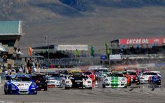 Staring Grid - Pirelli World Challenge Miller Motorsports Park | Flickr - Photo Sharing!