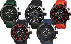 MOS Milan Men's Watch, $65