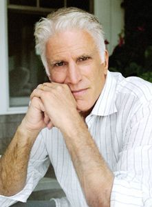 Ted Danson - In January 2012, Ted Danson told Ellen that he recently became a vegan and that he was feeling better than ever! – More at http://www.GlobeTransformer.org