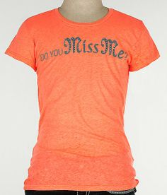 Girls-Miss Me Graphic T-Shirt #fashion #buckle www.buckle.com
