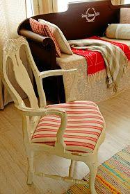 Ripaus unelmaa Puttipajalta: Elinan luona vierailulla Chair, Furniture, Home Decor, Decoration Home, Room Decor, Home Furnishings, Stool, Home Interior Design, Chairs