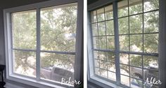 Mullions make such a difference! DIY instructions at the link