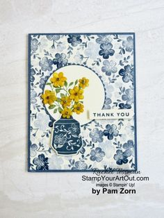 I have more beautiful projects, gifts and cards. And I'm very excited to share them with you. Click here to see all eleven creations that feature Aug-Dec 2020 Mini Catalog and 2020-21 Annual Catalog products. - Stampin' Up!® - Stamp Your Art Out! www.stampyourartout.com #stampyourartout #stampinup