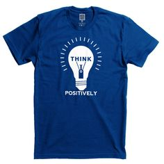 Think Positively Homme
