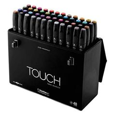 New Brand ShinHan Touch Twin Markers 48pens set by MadeinHans