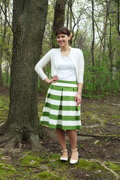 "The ""I Love Green So Much"" Skirt 