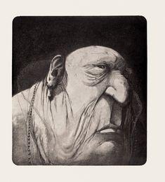 Rebecca Dautremer - Illustration - Une Bible - Hérode