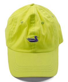 Loving this Electric Lime Southern Marsh Signature Baseball Cap on  zulily!   zulilyfinds Southern 98396cdc89b5