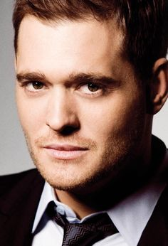 Michael Buble - can't say how much I enjoy his beautiful voice and music! !!