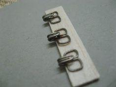 Hook & eye hooks
