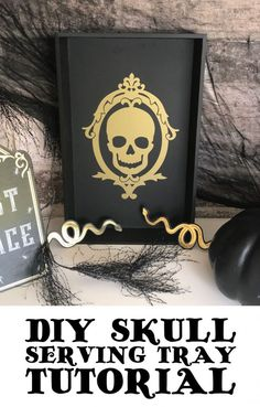 Skeleton Party Ideas with Cricut by Lindi Haws of Love The Day Halloween Crafts For Kids, Halloween Food For Party, Halloween Projects, Spooky Halloween, Halloween Decorations, Halloween Design, Halloween Ideas, Halloween Costumes, Skull Fabric