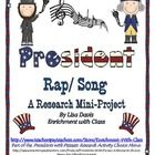 FREEBIE! And 20% off ALL President's Day & Election themed products through Pres. Day! Study Presidents with pizzazz...just in time for Presidents' Day! Your Gifted, advanced students, or fast finishers can compose their own musical masterpiece through research & creativity!