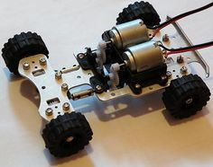 Simple RC Car for Beginners (Android Control Over Bluetooth) This is a simple project of Android Bluetooth Car with Bluetooth control. Arduino controller is usedTo control the car used Android-device with a built-in. Electrical Projects, Electronics Projects, Esp8266 Arduino, Arduino Programming, Wifi Arduino, Arduino Circuit, Arduino Modules, Arduino Controller, Plotter Cutter