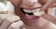 Απίστευτο: Κρατήστε σκόρδο στο στόμα σας για 30 λεπτά και δε θα πιστεύετε… Crazynews.gr