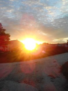 The sun!!!
