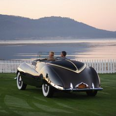 Rolls Royce Phantom III Vutotal Cabriolet***Research for possible future project.
