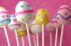 cakepop huevo de pascua easter eggs fiesta cumpleaños niños children kids birthday party miraquechulo