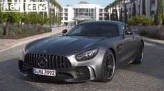 New Mercedes-Benz AMG GT R we have reached the next level of driving performance. This road-going sports car with motor-racing genes and innovative technical solutions offers an ultimate driving experience that allows people to feel our motorsport origins in every fibre. It combines the driving dynamics of our AMG GT3 racing car with the everyday practicality of the AMG GT. Those with petrol in their veins will be thrilled by the radical longitudinal and lateral acceleration the precise…