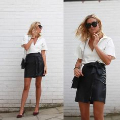 Get this look: http://lb.nu/look/6668908  More looks by Adenorah M: http://lb.nu/adenorah  Items in this look:  Reiss Skirt