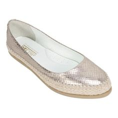 Women's Cliffs by Mountain Cooler Espadrille Flat Platino Exotic Synthetic (US Women's (Regular))