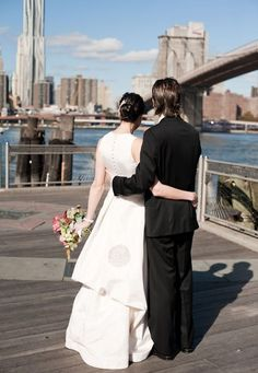 Christy and Ralph....take with Columbus Skyline in the background!
