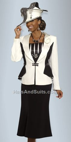 BLACK & WHITE Donna Vinci Style Spring & Summer 2014