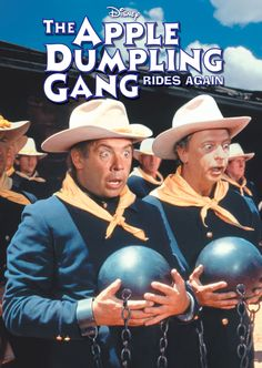 The Apple Dumpling Gang Rides Again...Absolutely Hilarious!
