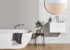We love a bit of bathroom inspirationhere at Interiors Addict and the latest pics from Reece have given us plenty of that. Styled by leading Australian stylists Jason Grant, Marsha Golemac and Bree Leech, the pics feature beautiful Milli tapware. Whether you're renovating, would like to, or you're simply looking for a bit of interiors... [Read More]