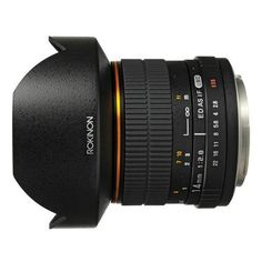 Rokinon 14mm f/2.8 IF ED UMC Ultra Wide-Angle Lens for Canon - rent $60/10days