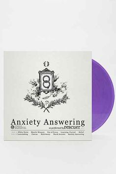 Rescuer - Anxiety Answering LP